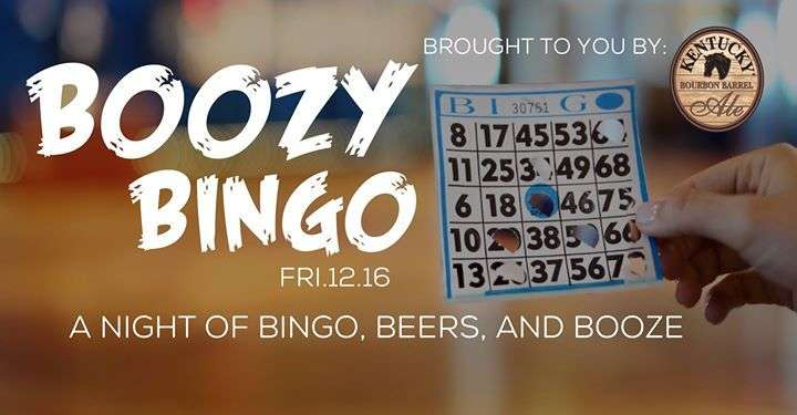 Boozy Bingo the Friday the 13th Edition! Beer & Cheese Social House 台北活動2017年照片