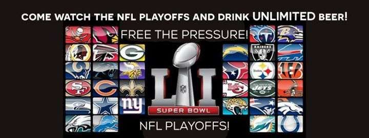 NFL playoffs & pressure keg! Beer & Cheese Social House 台北活動2017年照片