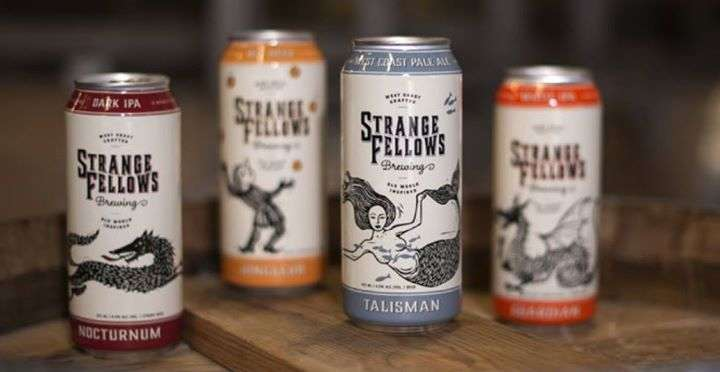 Strange Fellows Release Beer & Cheese Social House 台北活動2017年照片