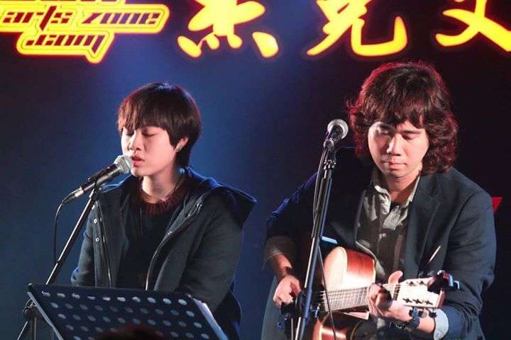Deer Yellow 野鹿樂團 X PIPE Live Music 水管音樂 台北活動2017年照片