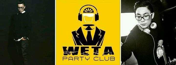 DJ DEMO 老師四月班表2017/04/1+14+28 WETA Party Club 桃園活動2017年照片