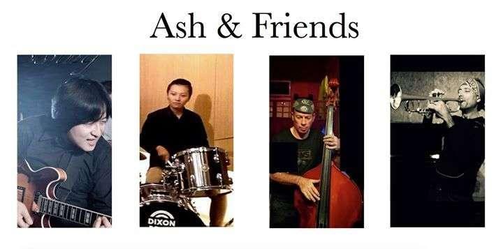 Ash & Friends Sappho Live Jazz 台北活動2017年照片