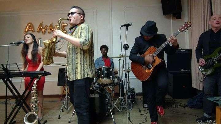 The Odyssey Sappho Live Jazz 台北活動2018年照片