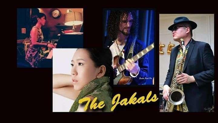 The Jakals Sappho Live Jazz 台北活動2018年照片