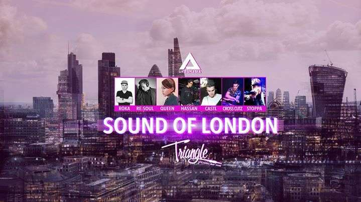 Sound of London Triangle Taipei 台北活動2018年照片