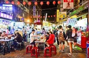 饒河街觀光夜巿 台北 夜店,酒吧,live house,活動