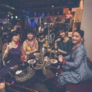 馬友友印度餐酒水煙館 MIK 台北 夜店,酒吧,live house,活動