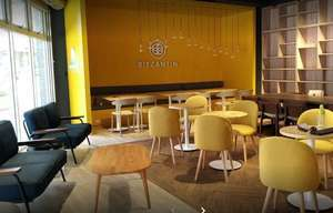 Bitzantin Crypto-Cafe & Lab Taipei Night Clubs, Bars, Live Music and Events