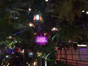 Café Dalida 台北 夜店,酒吧,live house,活動