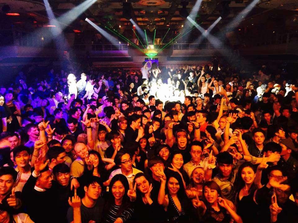 Luxy 台北 夜店,酒吧,live house,活動