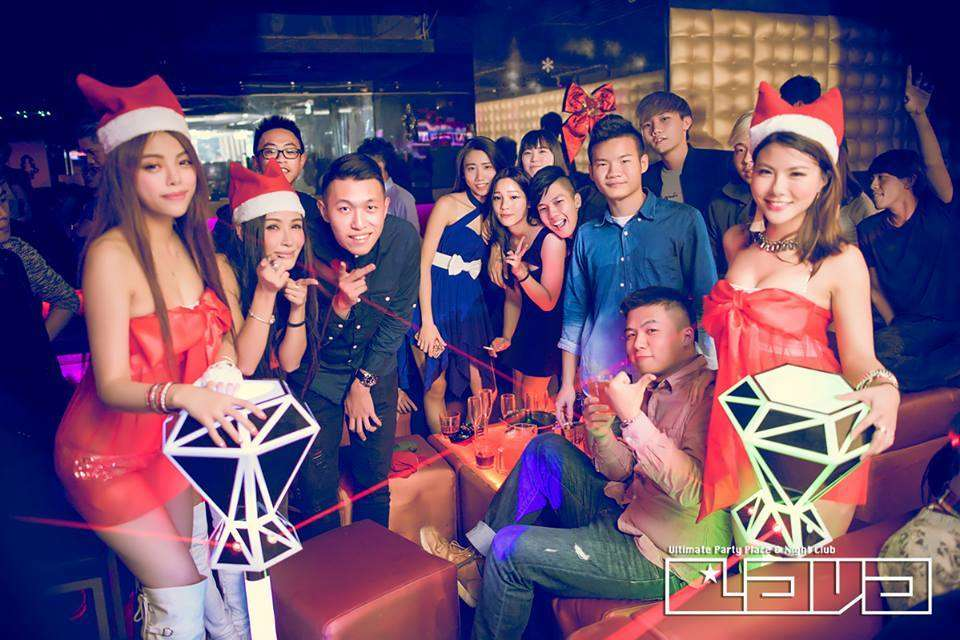 LAVA Club 台北 夜店,酒吧,live house,活動
