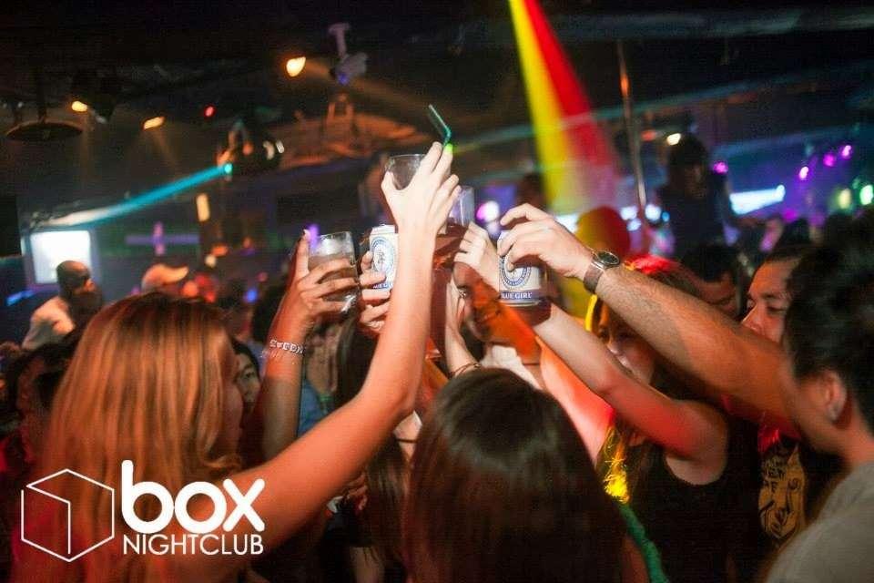 Box Nightclub 台北 夜店,酒吧,live house,活動