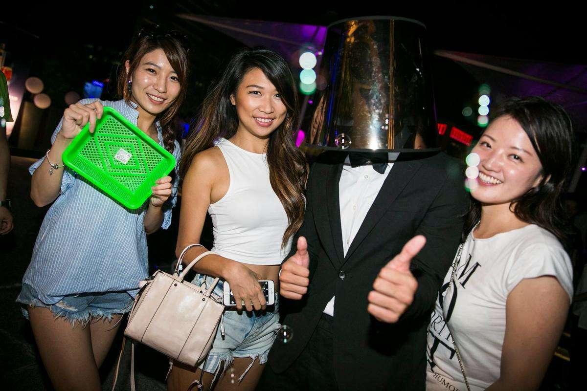 FRANK Taipei 台北 夜店,酒吧,live house,活動