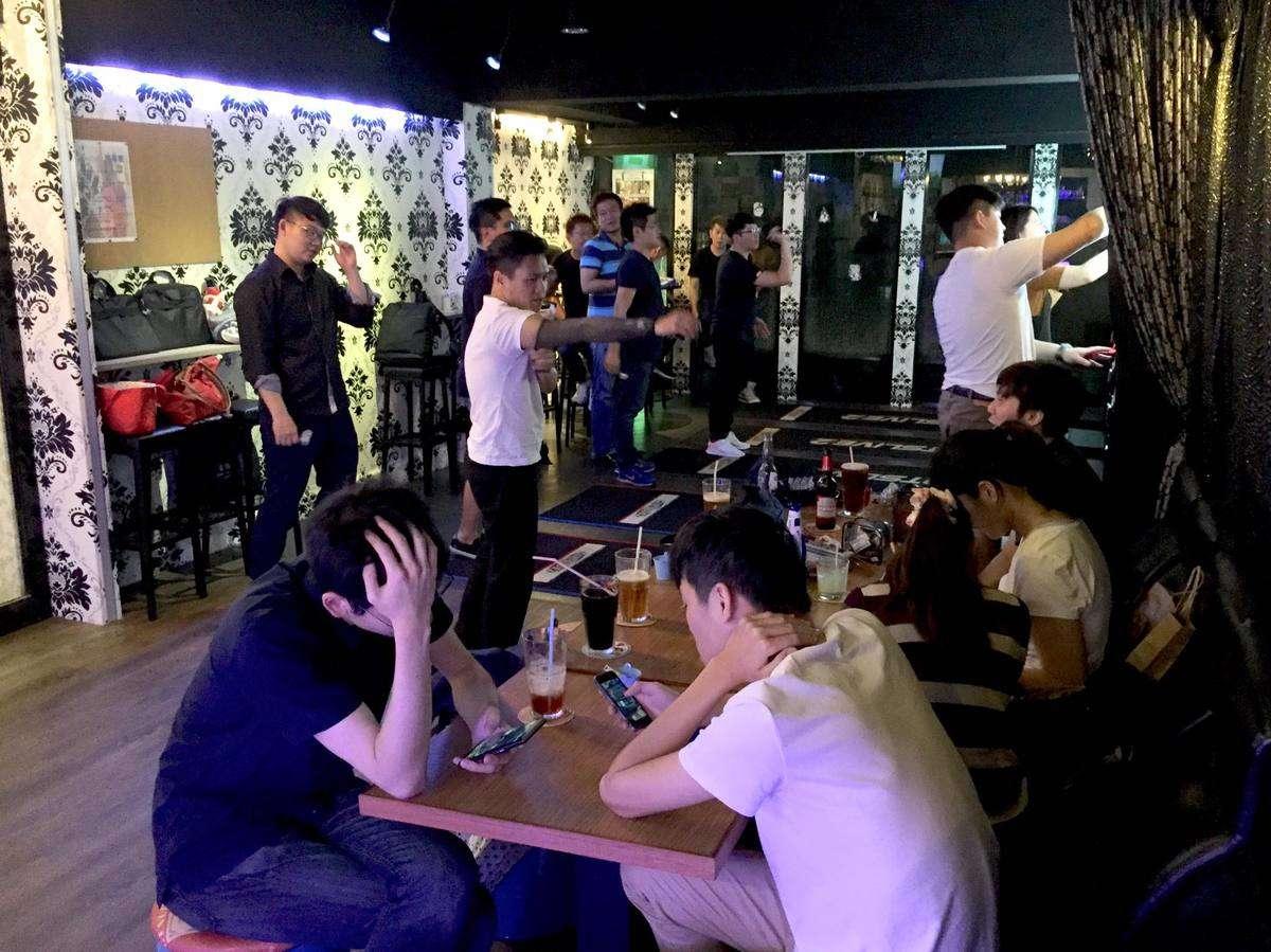Ray Darts 台北 夜店,酒吧,live house,活動