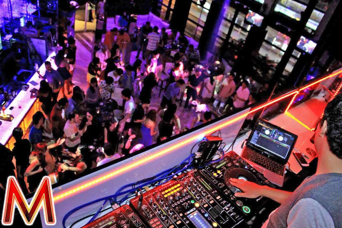 M Taipei Night Clubs, Bars, Live Music and Events