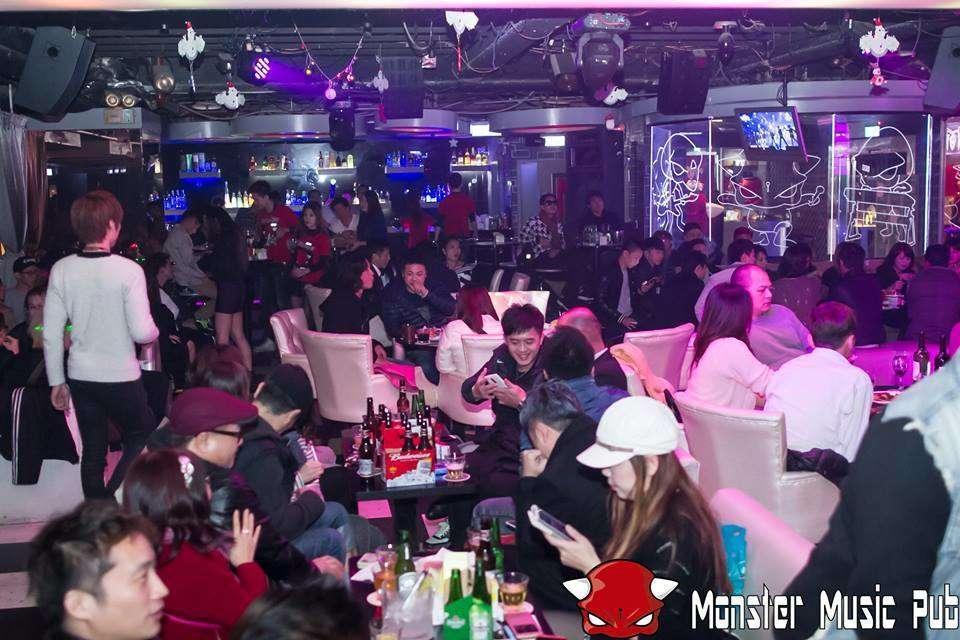Monster Music Pub 桃園 夜店,酒吧,live house,活動