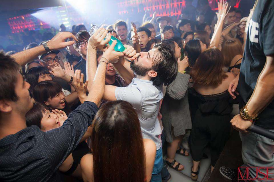 MUSE 台南 夜店,酒吧,live house,活動