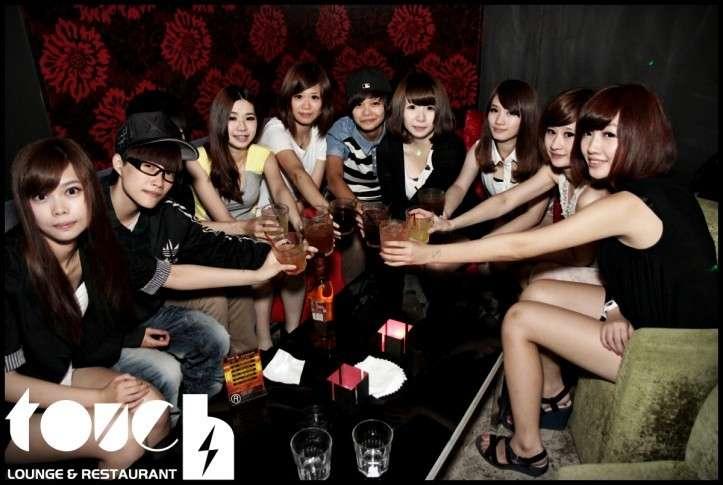 Touch Lounge Bar 台北 夜店,酒吧,live house,活動