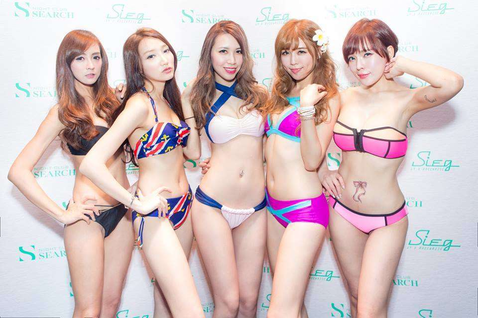 SEARCH Night Club 桃園 夜店,酒吧,live house,活動