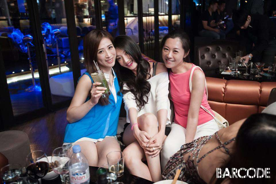 Barcode Taipei 台北 夜店,酒吧,live house,活動