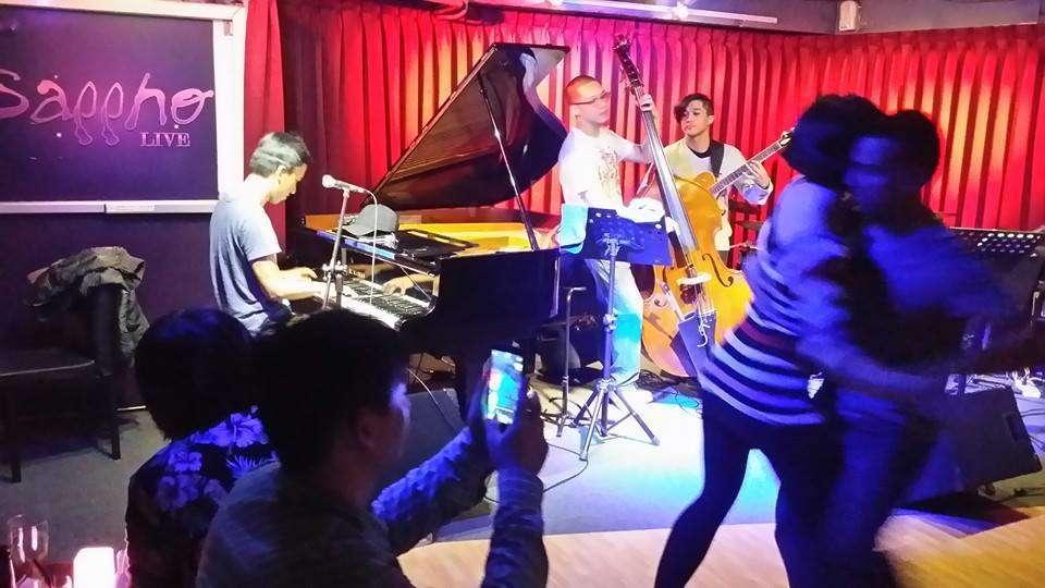 Sappho Live Jazz 台北 夜店,酒吧,live house,活動