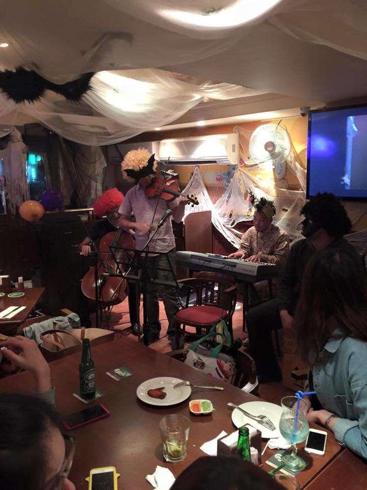 我的家餐廳 台北 夜店,酒吧,live house,活動