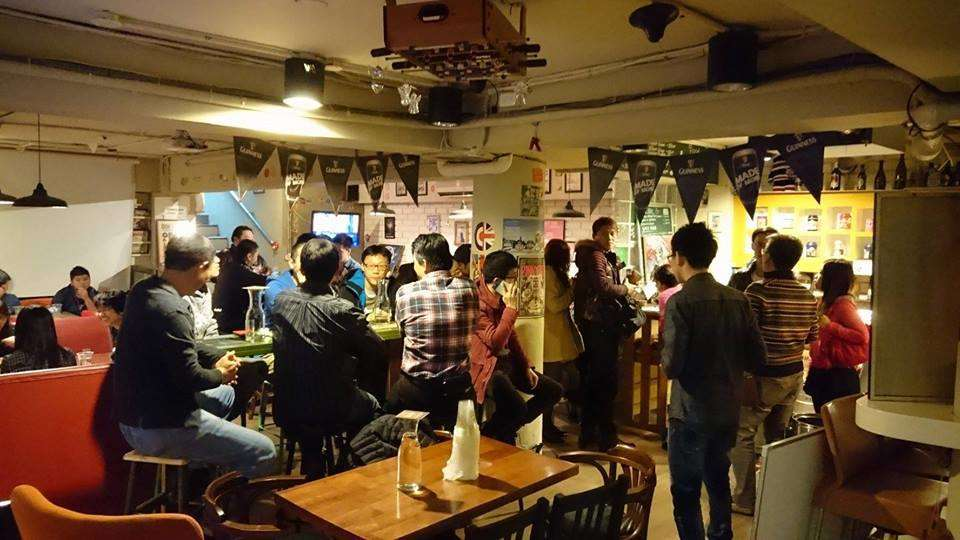 Little London Taipei Night Clubs, Bars, Live Music and Events