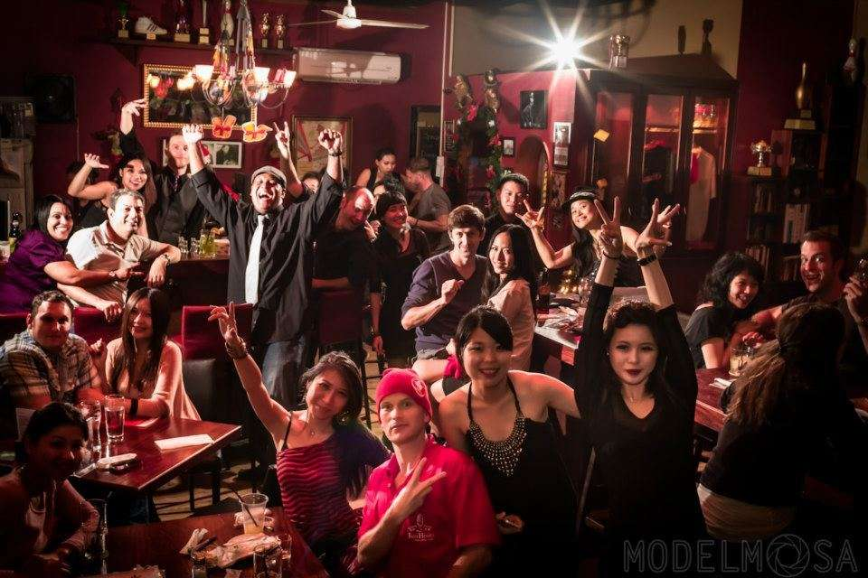 加楓餐廳 Foster Hewitts 高雄 夜店,酒吧,live house,活動